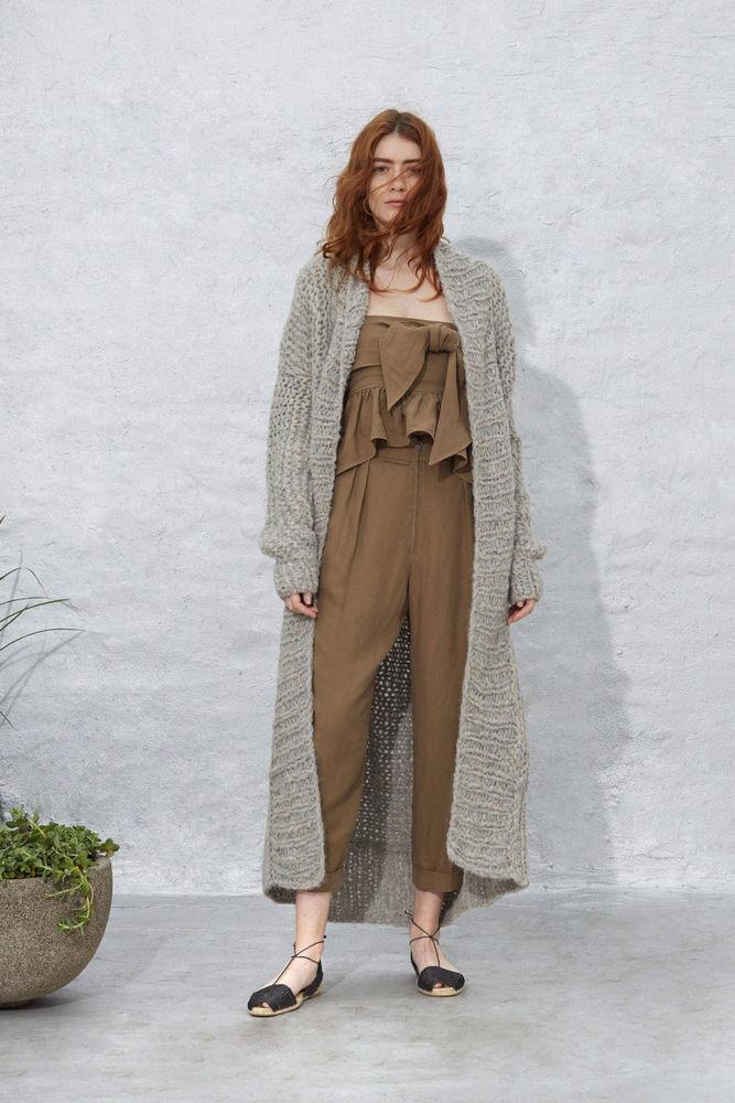 Knitwear Trends Spring-Summer 2018, фото № 2