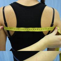 Как правильно снять мерку Ширина спины