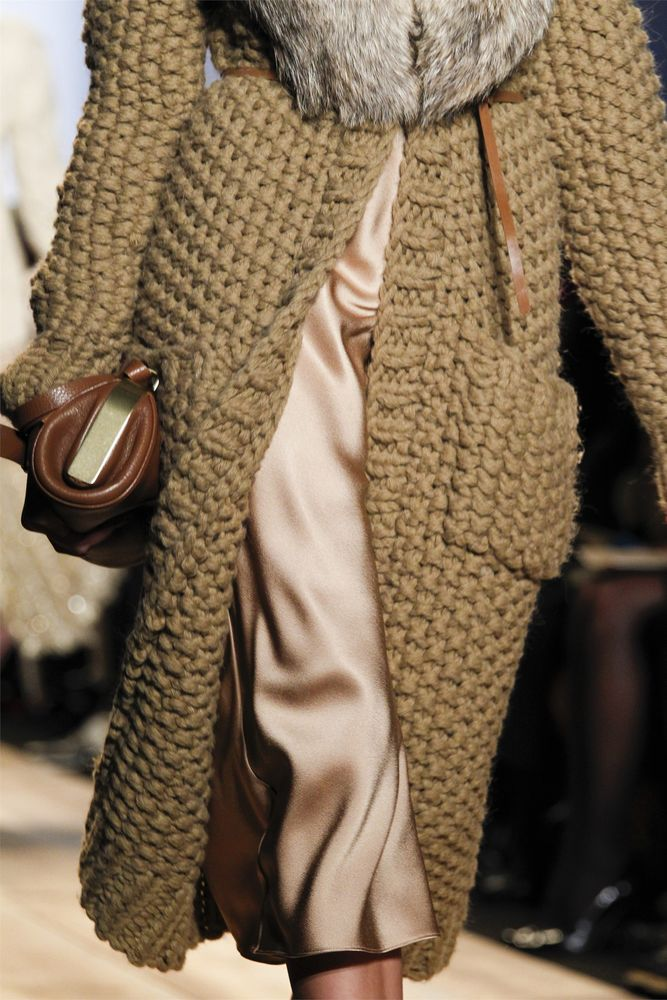 sweater made of wool
