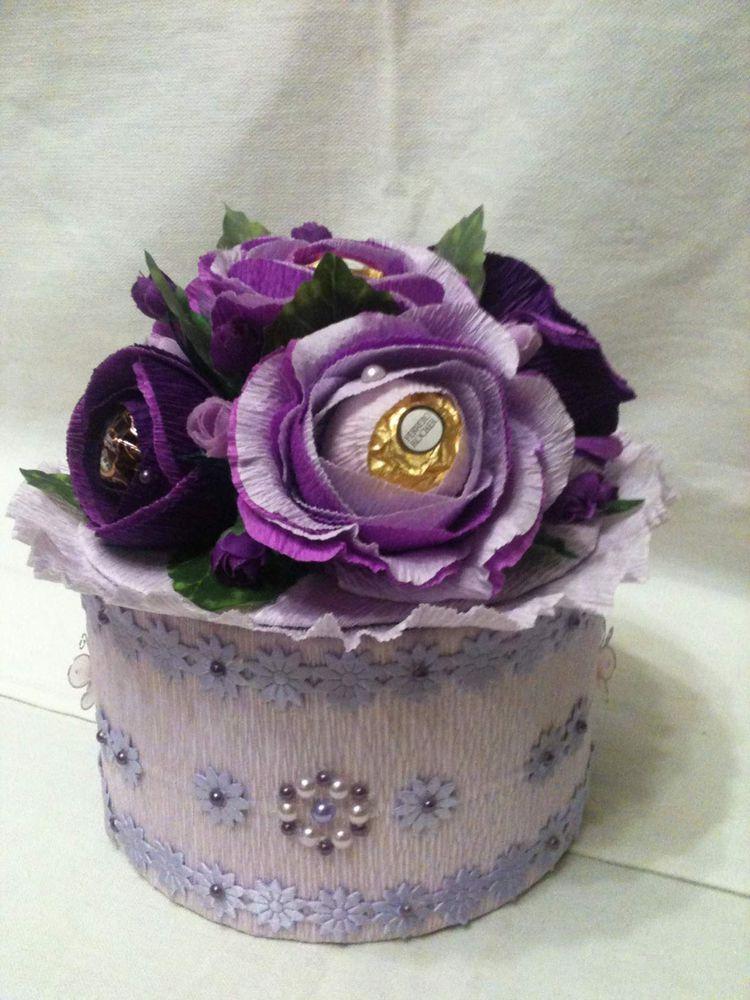 коробка, подарок девушке, подарок на день рождения