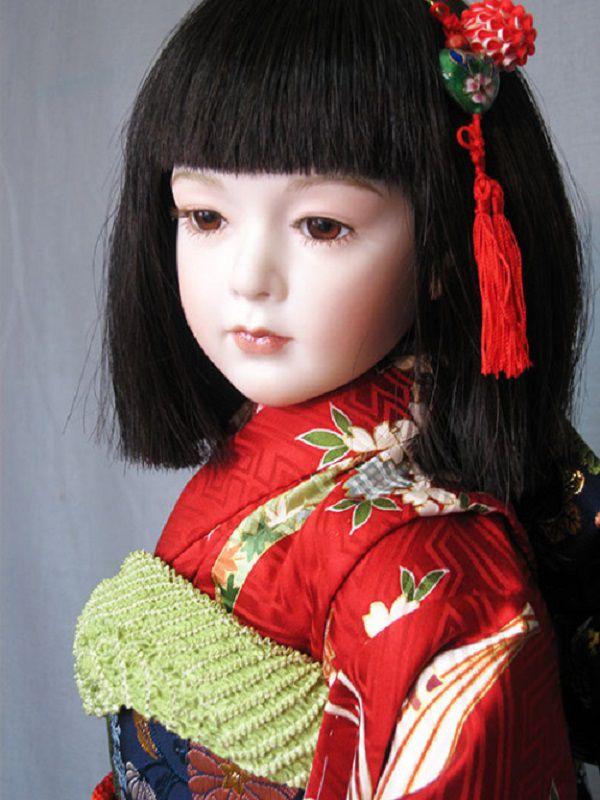 визажисты известная японская кукла фото сообщает