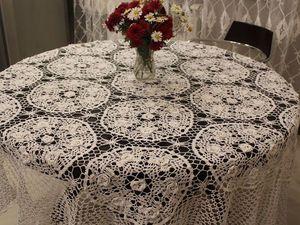 Большие скидки на вязаный текстиль.. Ярмарка Мастеров - ручная работа, handmade.