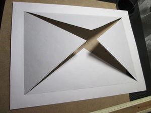 Как просто сделать паспарту для картины и панно. Ярмарка Мастеров - ручная работа, handmade.