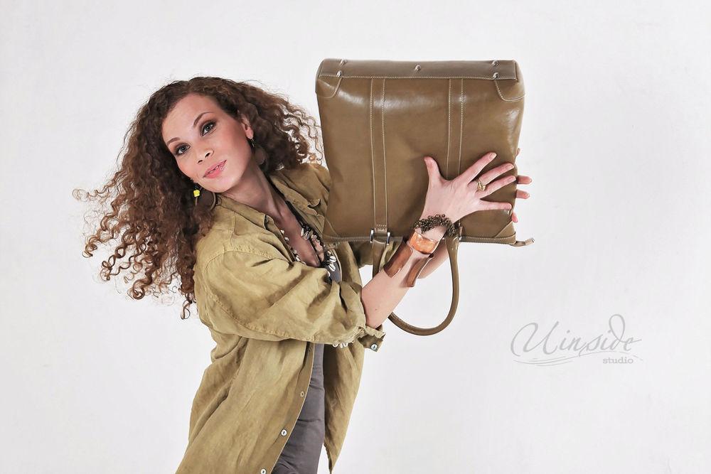 фотосессиия с сумками, натуральная кожи