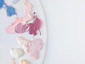 Как мы подбираем цвет для шкатулки | Ярмарка Мастеров - ручная работа, handmade