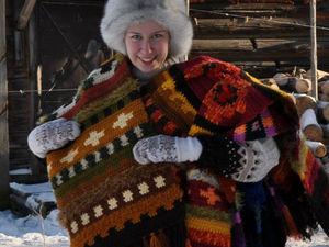 Русская зима в деревне - как провести время с пользой и не замерзнуть! ;). Ярмарка Мастеров - ручная работа, handmade.