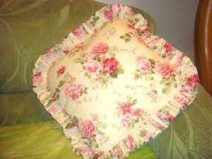 Акция: подушка + прихватка! | Ярмарка Мастеров - ручная работа, handmade