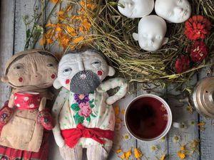 Шьем необычную тряпичную игрушку для ребенка. Часть 1 | Ярмарка Мастеров - ручная работа, handmade