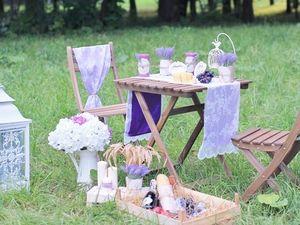 Как создать атмосферу Прованса своими руками. Пикник. Ярмарка Мастеров - ручная работа, handmade.