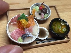 Микромир японской кухни: работы Kasuga Maro. Ярмарка Мастеров - ручная работа, handmade.
