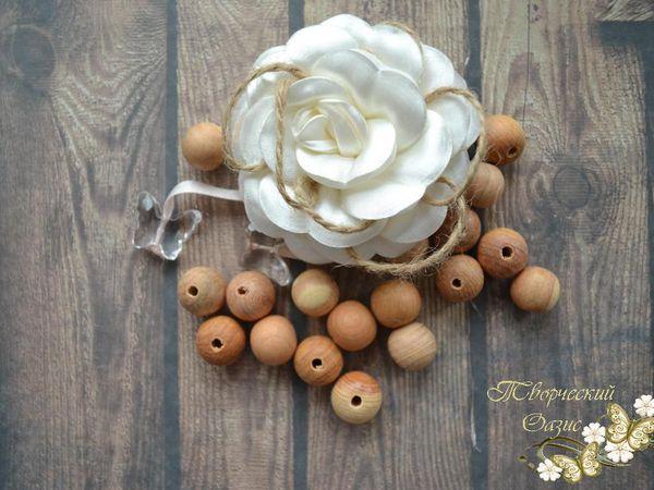 Можжевеловые бусины Снова в Наличии:)   Ярмарка Мастеров - ручная работа, handmade