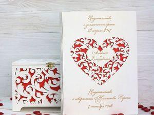 Свадьба в красном цвете: новое или хорошо забытое старое?. Ярмарка Мастеров - ручная работа, handmade.