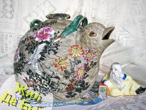 История одного чайника. Ярмарка Мастеров - ручная работа, handmade.