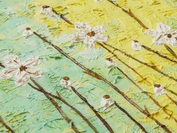 У души цветочное настроение | Ярмарка Мастеров - ручная работа, handmade