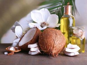 Кокосовое масло для восстановления волос. Ярмарка Мастеров - ручная работа, handmade.