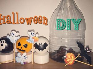 Создаем предметы интерьера на Halloween своими руками. Ярмарка Мастеров - ручная работа, handmade.