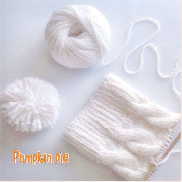 шапка с помпоном, снуд, сердечко, тёплая шапка, вязание