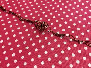 В наличии! Бязь Мелкий горох - красная малина.. Ярмарка Мастеров - ручная работа, handmade.