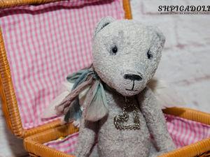Медвежий ангел | Ярмарка Мастеров - ручная работа, handmade