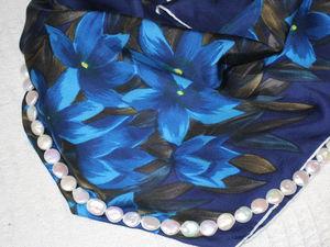 Розыгрыш винтажного шелкового платка и конкурс любителей винтажа! | Ярмарка Мастеров - ручная работа, handmade