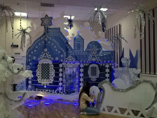 Как создать сказочную резиденцию Дедушки Мороза | Ярмарка Мастеров - ручная работа, handmade