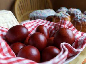 Чистый четверг и детские впечатления. Про крашеные яйца , икону и лошадь. Ярмарка Мастеров - ручная работа, handmade.