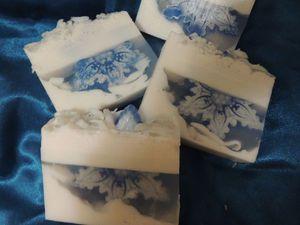 Homemade Winter Fairy Tale: Soap Making DIY. Livemaster - handmade