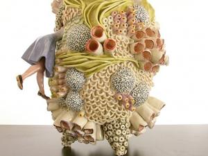 Чудеса из керамики от американской художницы Megan Bogonovich. Ярмарка Мастеров - ручная работа, handmade.
