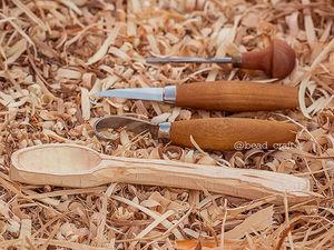 С чего начать резать ложки?. Ярмарка Мастеров - ручная работа, handmade.