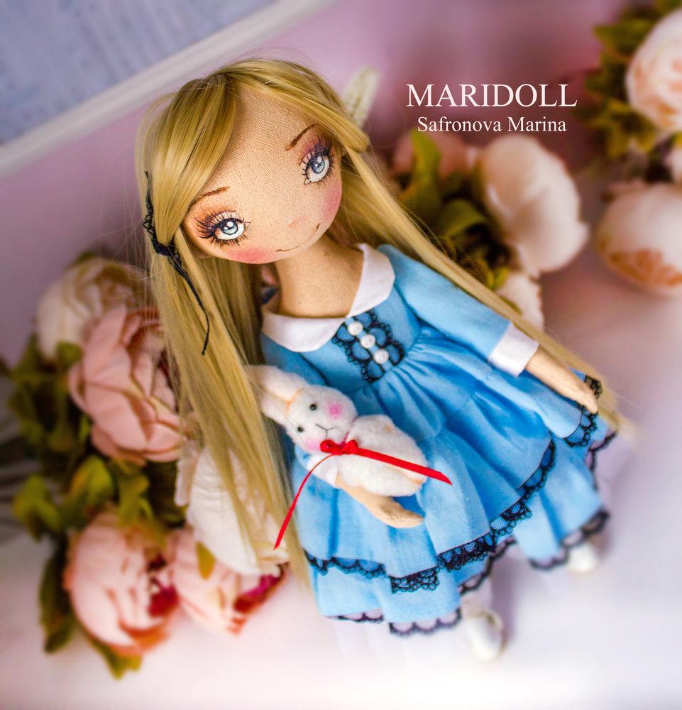 сафронова марина куклы, купить кролика