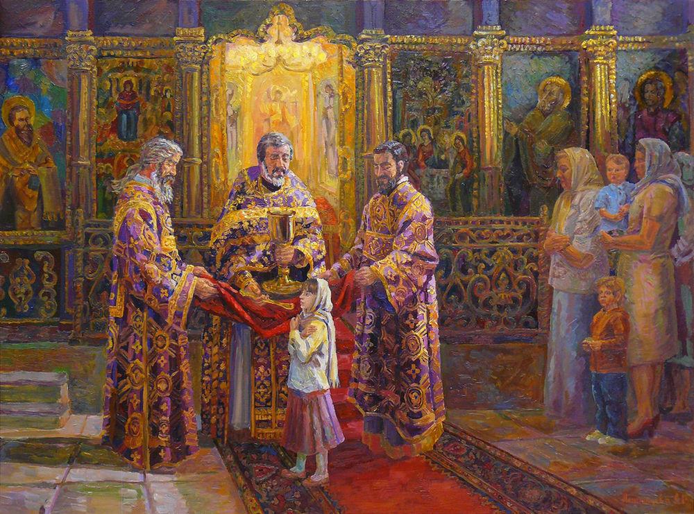 крещение