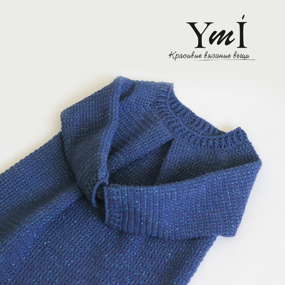 вязаное платье, вязание для детей