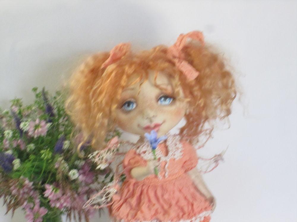 интнрьерная кукла