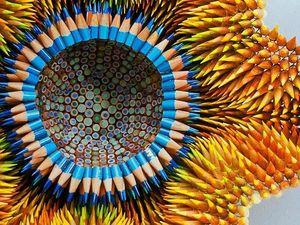 «Карандашные» красоты морских глубин.. Ярмарка Мастеров - ручная работа, handmade.