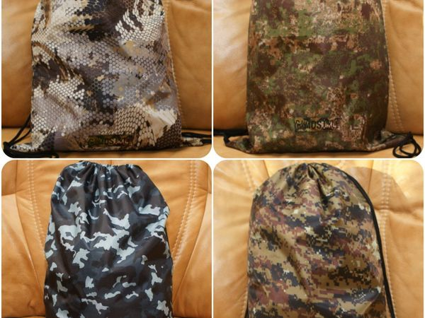 Упаковка подарка на 23 февраля - камуфляжный упаковочный мешочек | Ярмарка Мастеров - ручная работа, handmade