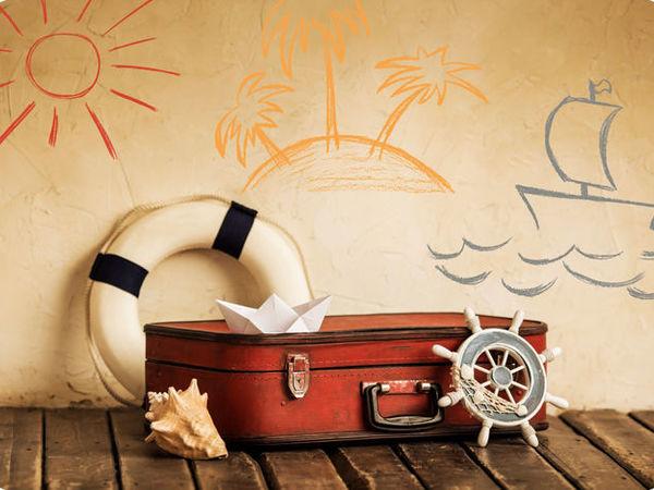 Накануне летнего отпуска... | Ярмарка Мастеров - ручная работа, handmade