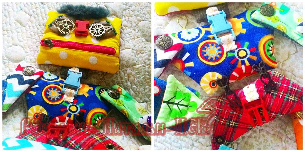 кармашки для детской, кармашки в детский сад