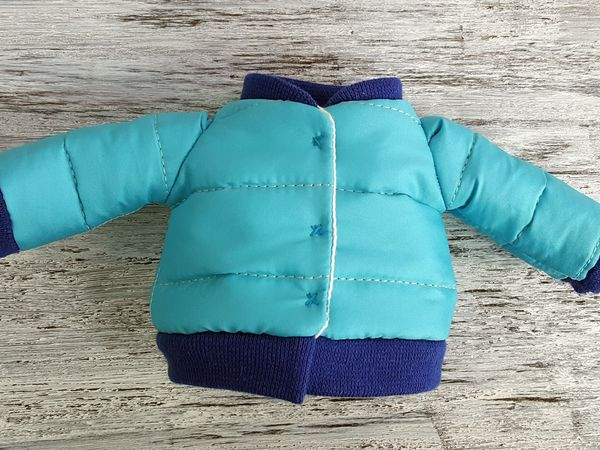 Шьем куртку для куклы | Ярмарка Мастеров - ручная работа, handmade