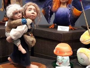 Конкурс« Кукла года». Ярмарка Мастеров - ручная работа, handmade.