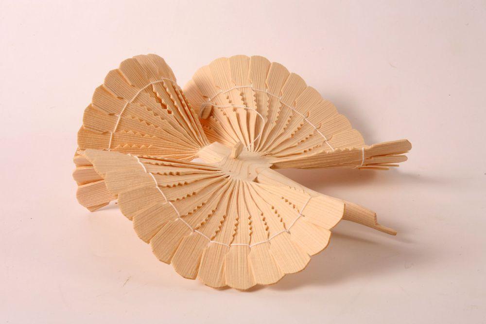 щепная птица счастья, деревянный сувенир, фольклор, подарок на праздник, валерий кирьянов