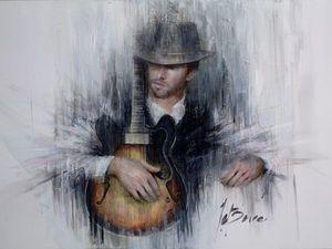 Музыка чувств в картинах Remi LaBarre. Ярмарка Мастеров - ручная работа, handmade.