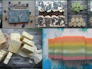 Распродажа натурального мыла с нуля, скидки!. Ярмарка Мастеров - ручная работа, handmade.