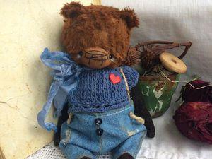 Скидка 10 % на свободных медвежат в честь Дня Рождения!!! | Ярмарка Мастеров - ручная работа, handmade