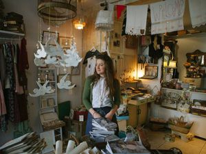 Jessie Chorley и ее работы от всего сердца. Ярмарка Мастеров - ручная работа, handmade.
