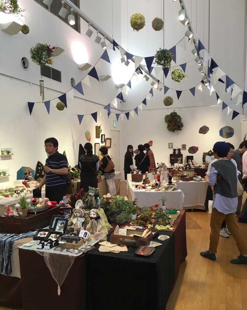 выставка в японии