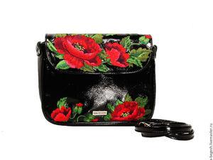 Аукцион с нуля на красивую сумку для девушки! | Ярмарка Мастеров - ручная работа, handmade