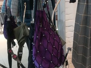Модная сумка авоська. Ярмарка Мастеров - ручная работа, handmade.