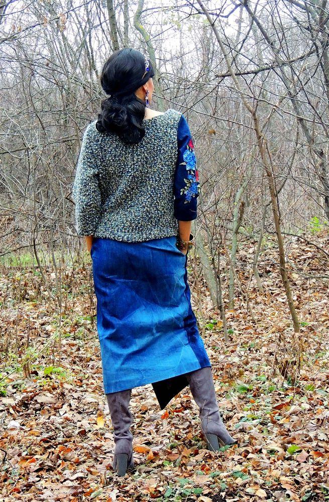 костюм женский зимний