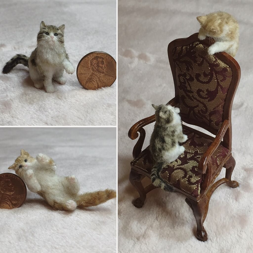 Awww Miniatures: Adorable Pets by Tomoko Masakage, фото № 16