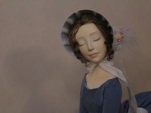 Как Призрак Розы превратился в Синие Грёзы. Ярмарка Мастеров - ручная работа, handmade.